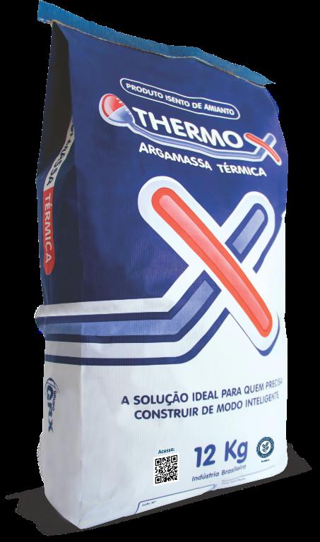 Thermo X Argamassa Térmica