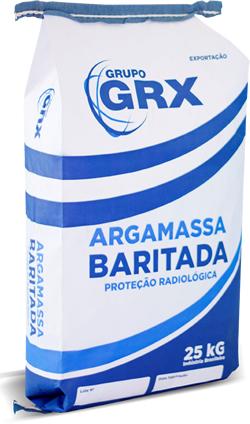 Grupo GRX Argamassa Baritada