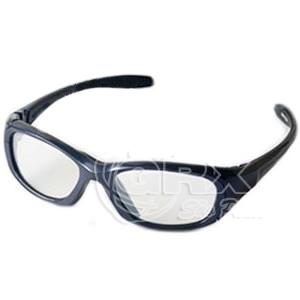 Óculos vidro chumbo proteção frontal RX 710 - Medicina Nuclear ... 65bac3bd66